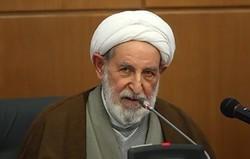 آیت الله محمد یزدی، رئیس مجلس خبرگان رهبری