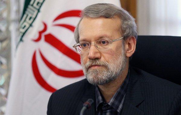 لاريجاني : التحالف ضد الارهاب بدعاياته الزائفة لم يفعل اي شيء مهم في العراق