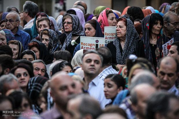 یکصدمین سالگرد نسل کشی ارامنه