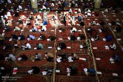 آزمون ورودی حوزه علمیه استان بوشهر برگزار شد