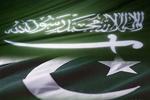 پرچم پاکستان و عربستان