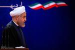 بیستمین همایش سراسری فرماندهان و مدیران ناجا با حضور حجت السلام حسن روحانی رئیس جمهور