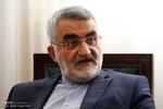 گفتگو با علاء الدین بروجردی