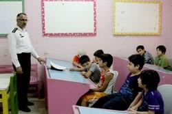 کلاسهای آموزش ترافیک در روستاهای گیلان برگزار می شود
