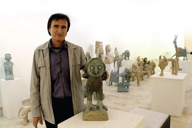هنرمند افغانی