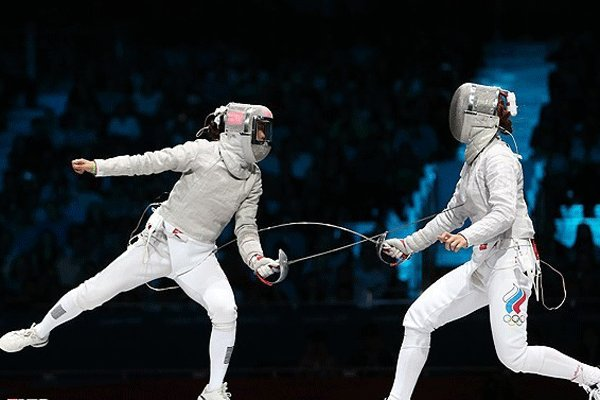 Iran sabre squad ranks 2nd in Asia