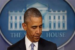 اوبامہ کی مزید 450 سے زائد فوجی عراق بھیجنے کی منظوری