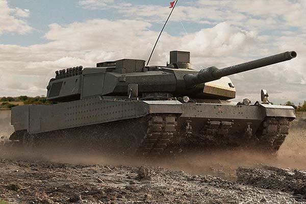 تانک ترکیه