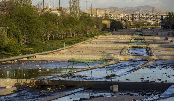 مهرانه رود تبریز