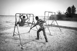 آموزش کودکان کم توان ذهنی در مرکز آموزش و توانبخشی سینا لامرد