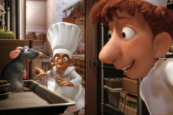 بفرمایید «راتاتویی» دستپخت موش سرآشپز