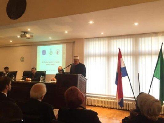 همایش بینالمللی «اسلام و رسانه» در كرواسی برگزار شد