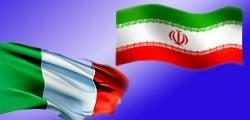 مفاوضات ايرانية - ايطالية حول النفط