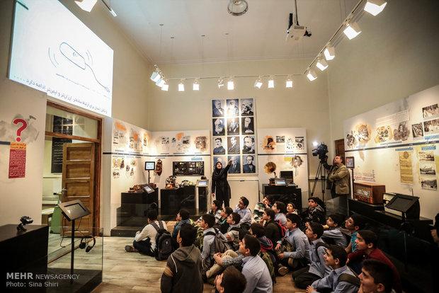 صدای گراهام بل را در موزه علم و فناوری بشنوید