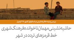بررسی پدیده حاشیه نشینی در استانهای کشور - ۱۵ / اردبیل