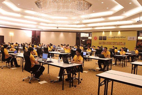 برنامهنويسان ۱۰۳ کشور جهان در مسابقه تهران