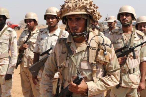 العدوان السعودي يعترف بسقوط احدى مقاتلاته في اليمن