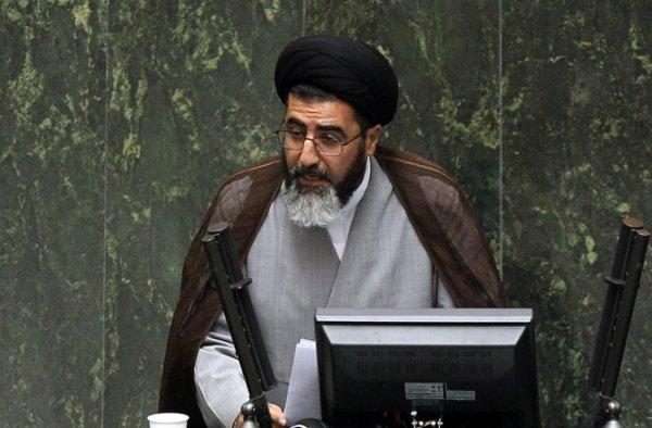 سیدمرتضی حسینی، نماینده مردم قزوین در مجلس