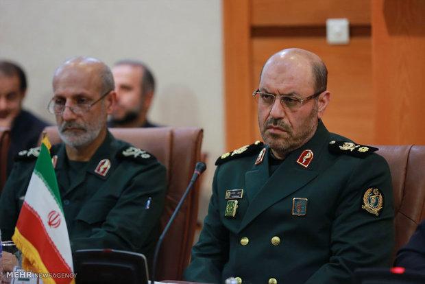 وزير الدفاع الايراني يتوجه الى موسكو