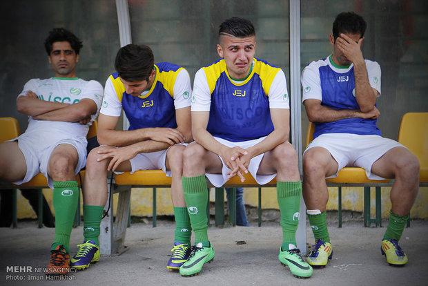 تیم فوتبال پاس همدان در حسرت پیروزی می سوزد/ به داد پاس برسید