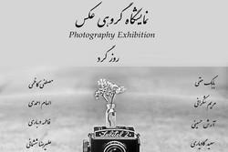 قباد شیوا لوگوی کمپین هنرمندان را طراحی میکند/ افتتاح «روزگرد»
