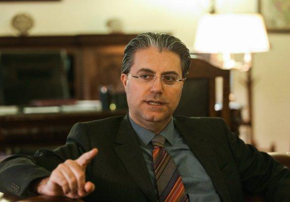 السفیر الترکی یشيد بموقف ايران الداعم للعملية الديمقراطية في بلاده