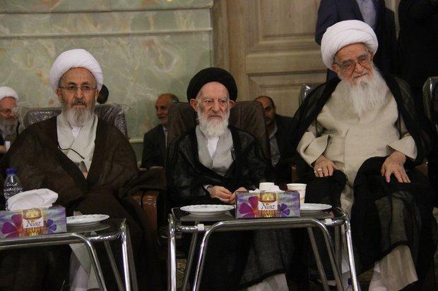 افتتاح بنای جدید مسجد امام حسن عسکری قم