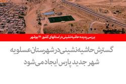 بررسی پدیده حاشیه نشینی در استانهای کشور - ۲ / بوشهر