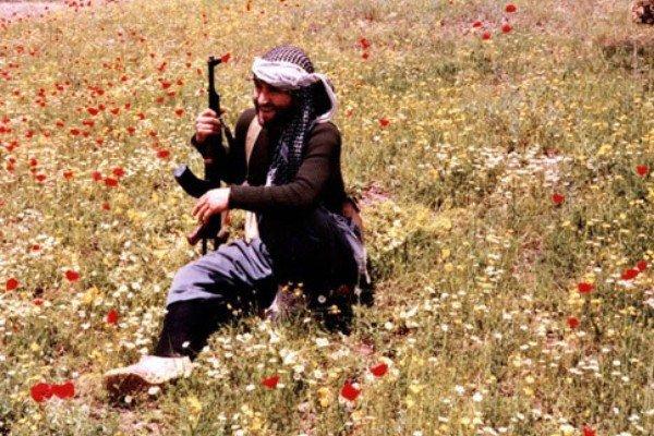 شهید رسول حیدری