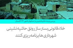 بررسی پدیده حاشیه نشینی در استانهای کشور - ۲۳ / گلستان