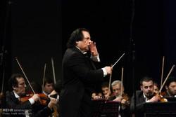 Antalya Senfoni Orkestrası İranlı şefini takdir etti