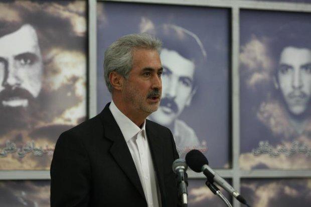 محمدرضا پورمحمدی رییس دانشگاه تبریز
