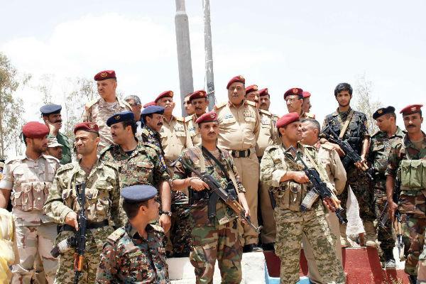 اليمن: استهداف تجمع لمرتزقة الجيش السعودي قبالة منفذ الخضراء في نجران بعدد من قذائف الهاون