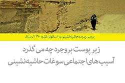 بررسی پدیده حاشیه نشینی در استانهای کشور - ۲۷/ لرستان