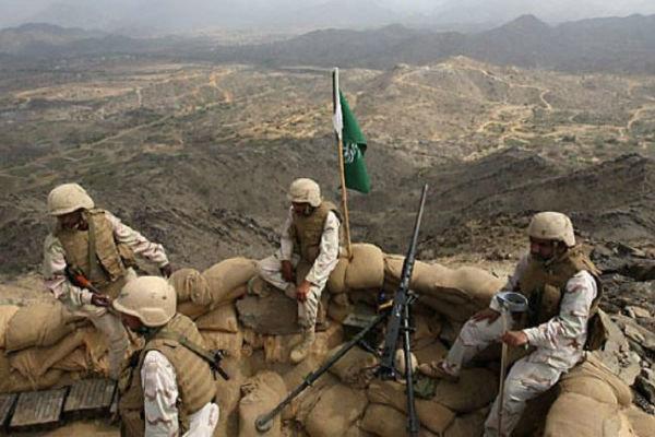 یمنی فورسز کا آل سعود کے فوجی ٹھکانوں پر حملہ