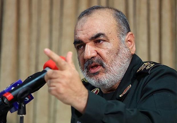 İran halkı 30 Aralık'ta düşmanın komplolarını boşa çıkardı