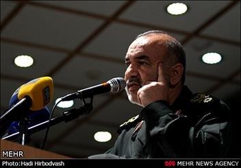 Iran has discredited enemy's military power: Salami