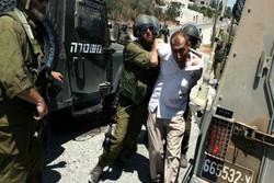 قوات الاحتلال الصهيوني تعتقل 14 شاباً فلسطينيا  في الضفة الغربية