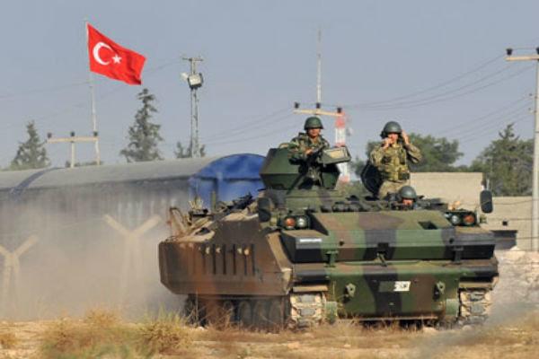 اخبار ضد و نقیض درباره شمارش معکوس برای حمله نظامی ترکیه به سوریه ...