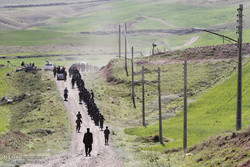 Iran's army launches drill in western province