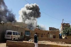 السعودية تقصف قرى آهلة بالسكان في صعدة