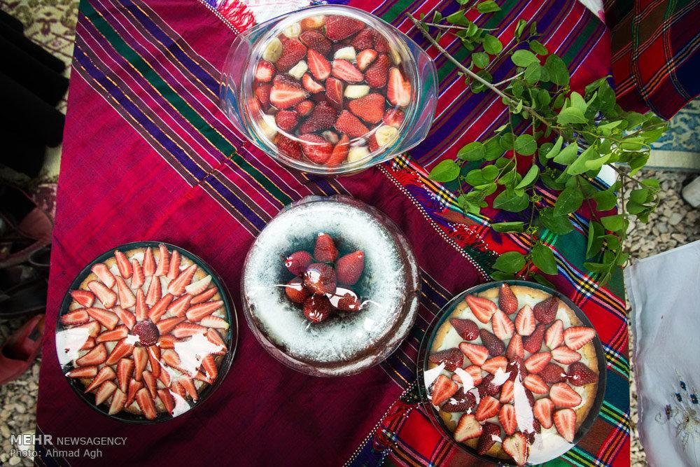 جشنواره توت فرنگی