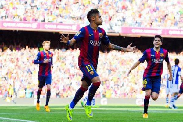 سوسیهداد قربانی تازه بارسلونا/ ۳ امتیاز دیگر در مسیر قهرمانی