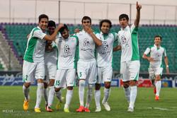ذوب آهن اصفهان يحرز لقب بطولة الكأس