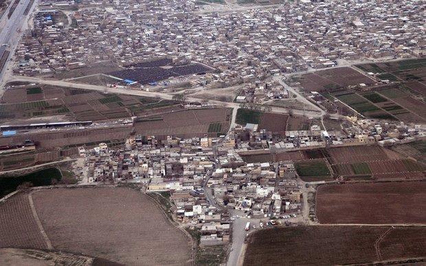 حاشیه نشینی مشهد