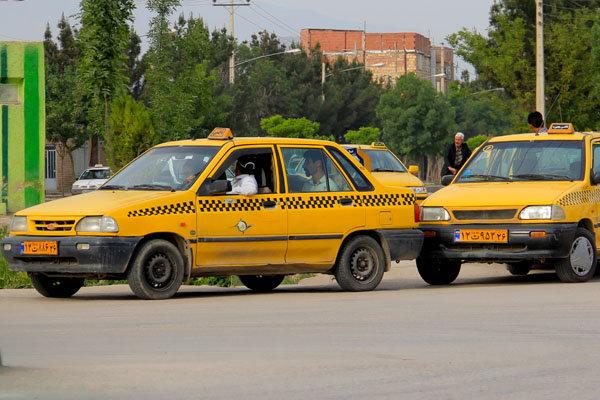 نرخ کرایه تاکسی بجنورد 9 درصد افزایش مییابد