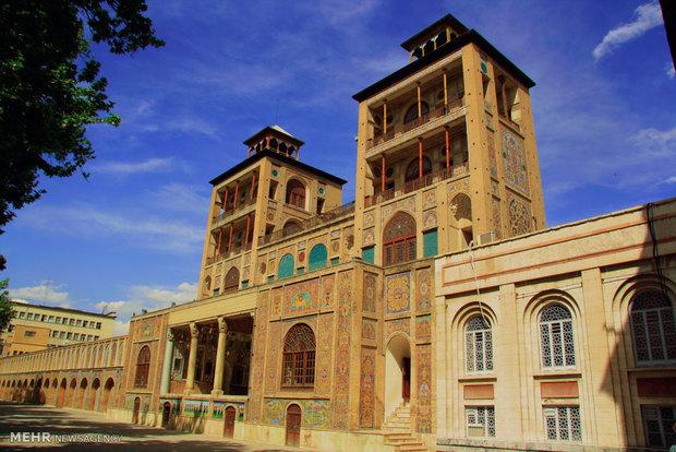 Gülistan Sarayı; eski Tahran'ın simgesi