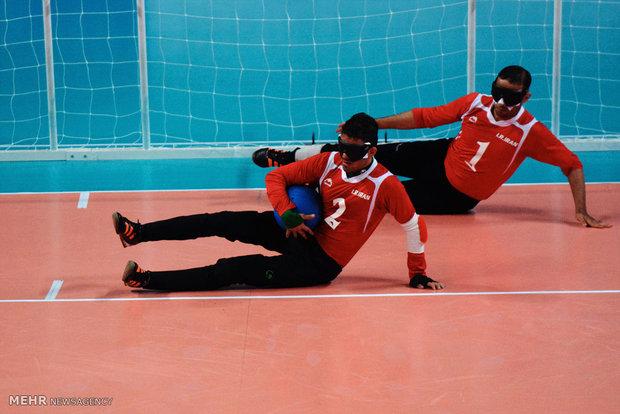 مازندران مسابقات گلبال قهرمانی کشور را با پیروزی آغاز کرد