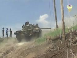 الجيش السوري يوقع خسائر كبيرة في صفوف الارهابيين في ريف حلب الجنوبي