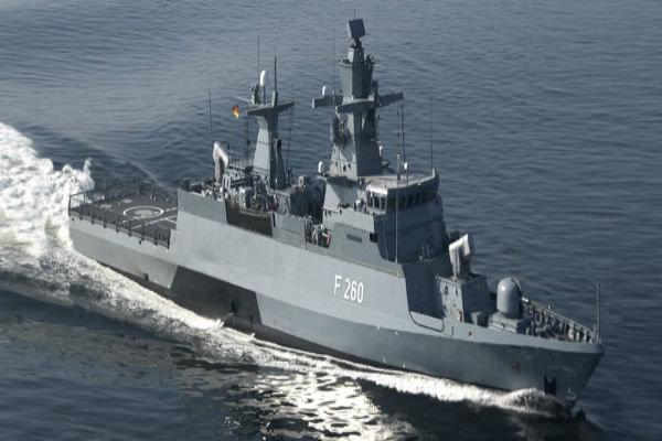 قرارداد ۴۸۰ میلیون دلاری برلین با تل آویو برای فروش کشتی پیشرفته